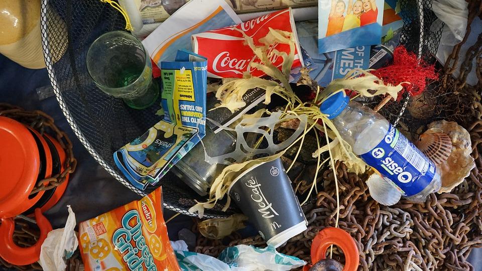 Marine Debris or Trash