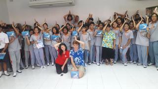 Shark Education at Thai Schools