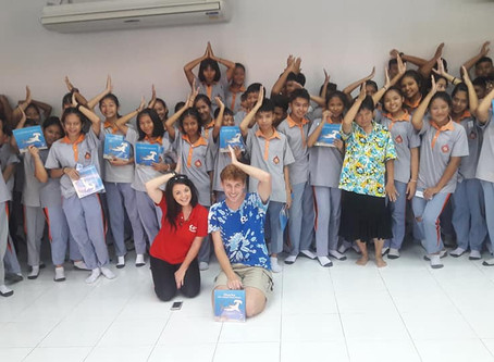 Shark Education at Thai Schools