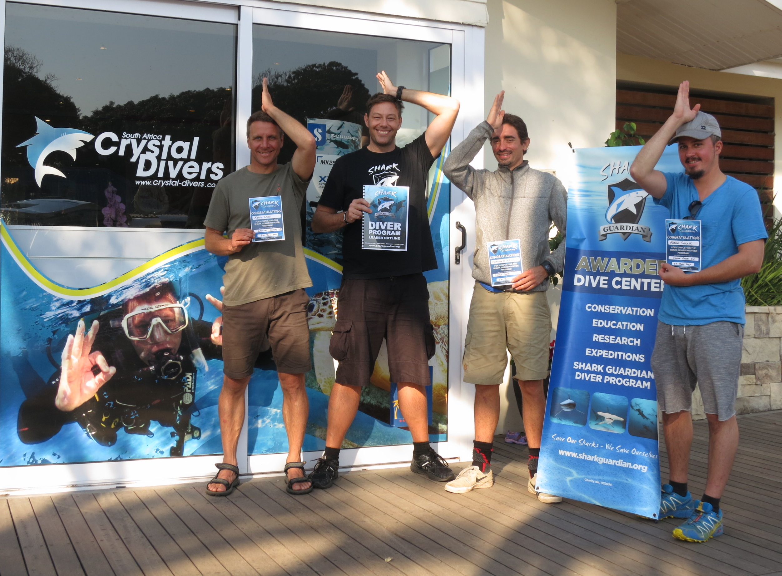 Crystal Divers - South Africa