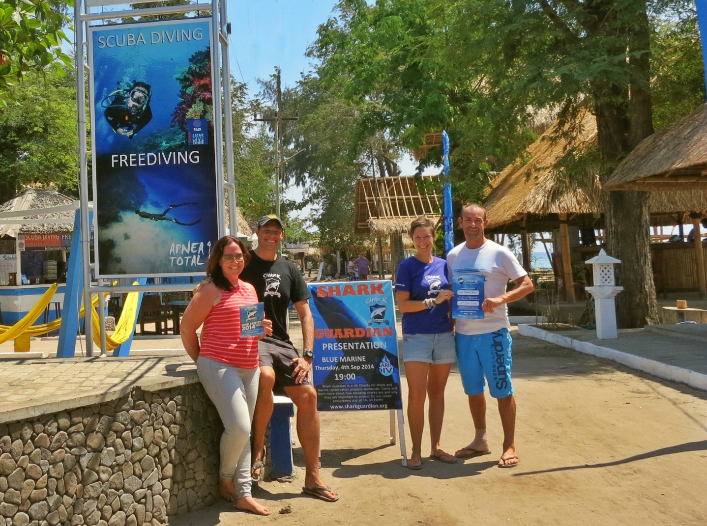 Blue Marine Dive - Gili Air