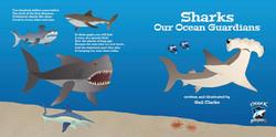 Sharks - Our Ocean Guardians Book 1