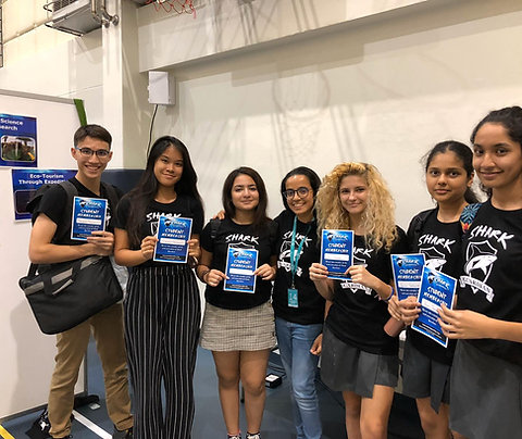 Shark Guardian Student Ambassador Membership