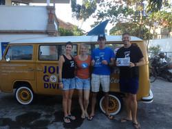 Joes Gone Diving Bali