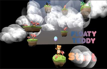 Floaty Bear - AR Game