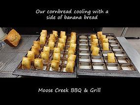 Moose creek bbq & grill cornbread