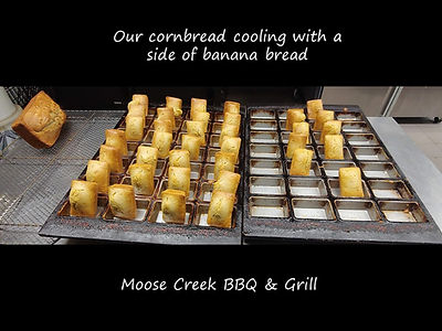 Moose creek bbq & grill cornbread
