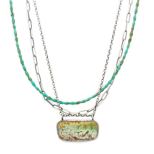 Garden Layers Necklace