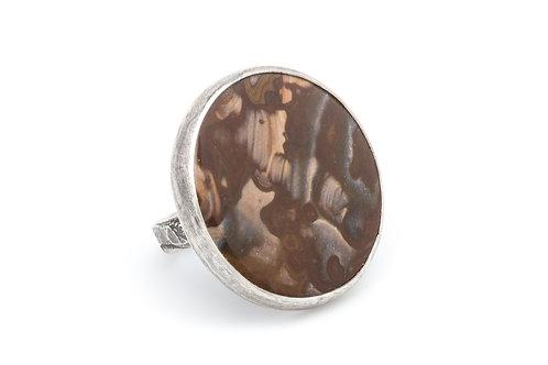 Deschutes Jasper Ring