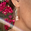 Thumbnail: Tulip Pearl Earrings