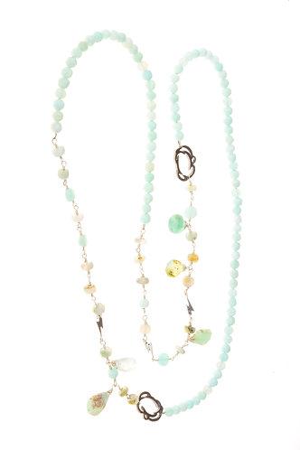 Blue Spring Skies Necklace