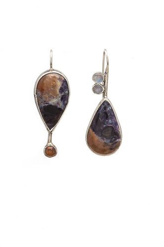 Zion Canyon Earrings