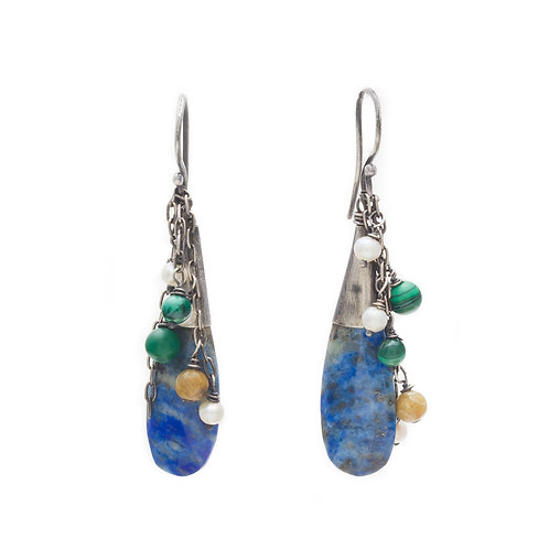 Sea Bubble Earrings