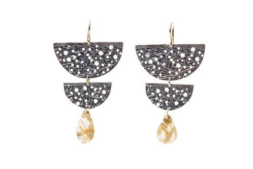 Double Sail Earrings