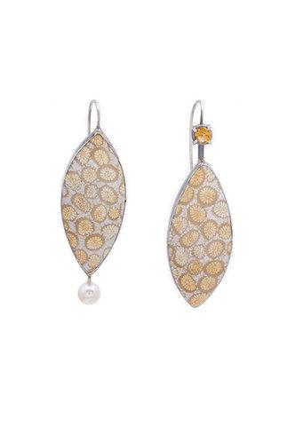 Coral Sands Earrings