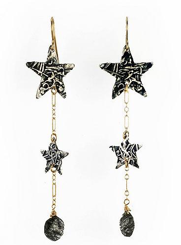 vaya earring stars