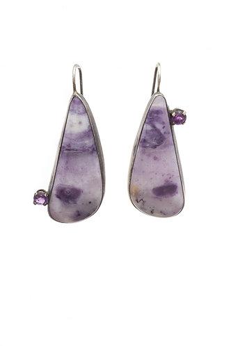 Tiffany Stone Earrings