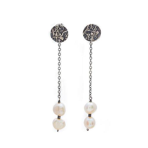 Oceans  Treasure Earrings