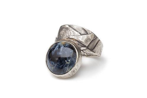 Blue Eyed Grass Ring