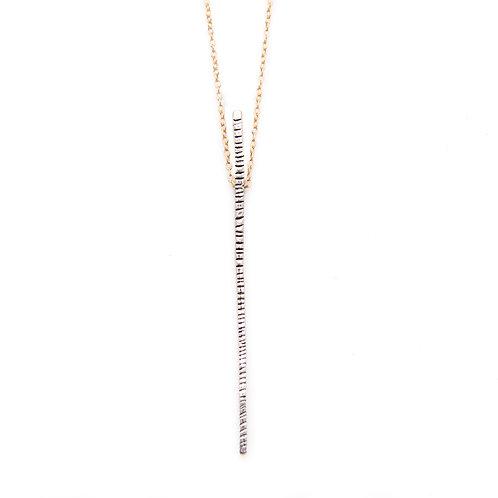 Cactus spine necklace