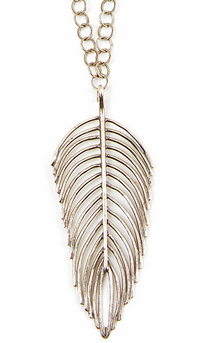 Feather Necklace - Large