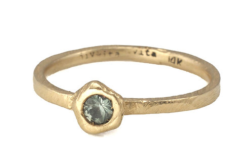Sapphire Orion Ring