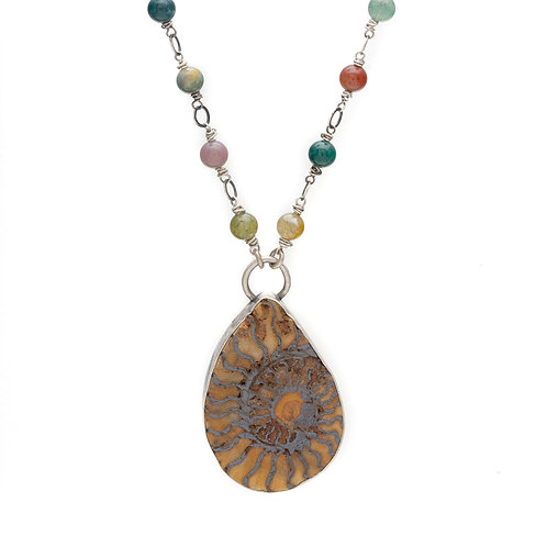 The Ageless Sea Necklace