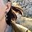 Thumbnail: Leaf and Stone Earrings