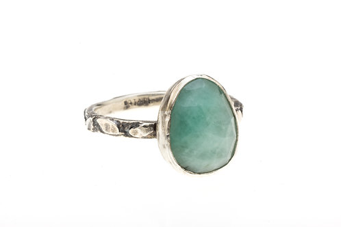 Peruvian Opal Ring
