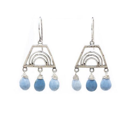 Rainbow Mesa Earrings