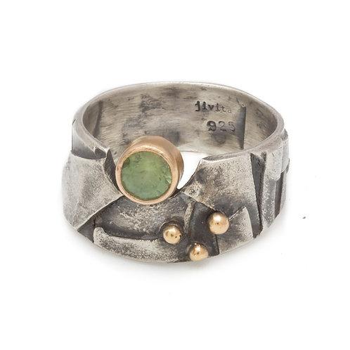 Sage Sapphire Ring