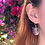 Thumbnail: Jacaranda Blossom Earrings
