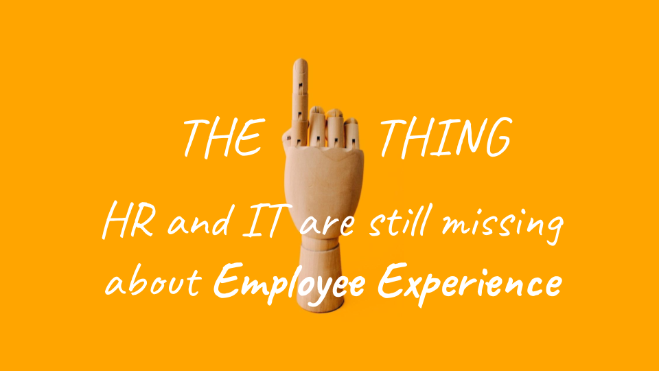 The Employee Experience Playbook