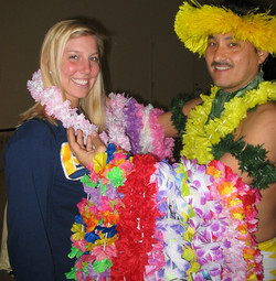 Lei-Greetings for your Guests