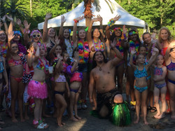 Chief Maui at a Pool Party booking in August.