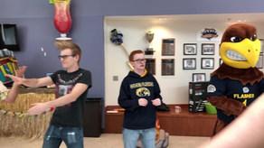 The Kent State Univ Hula Troop!