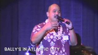 Volcano Choy Producer/Event MC/Host