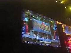 Georgia Dome Performance on the JumboTron!