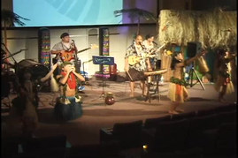 Applebees Corp Event Luau-Maui with Volcano Choy and Performers
