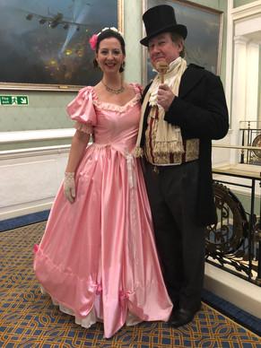 Clive Greenwood & Katie Milton