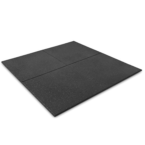 COMMERCIAL RUBBER GYM FLOORING