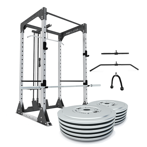 POWER CAGE PACKAGE #3 (200KG)