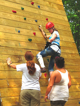 Katie Climbing Wall Camp.jpg