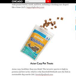 Asian carp pet food — img 1