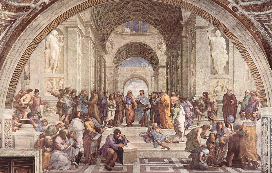 Cursos de direito e filosofia