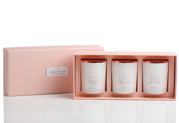 MEDIUM Luxury Gift Set I Choice of 3 Aromas