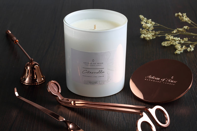 Artisan of Sense - Handcrafted Soy Candles & Gifts