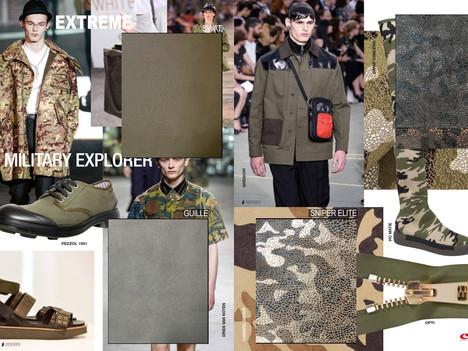 Preview Verano 2018 Militar