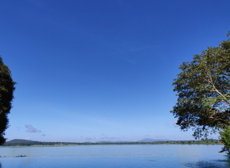Kabini river and Nagarahole forest