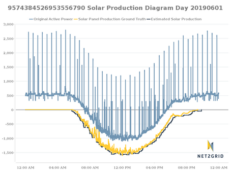 NET2GRID Solar PV Installation Performance Analytics using merely Smart Meter Data